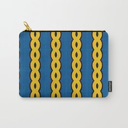 Gold Chain Curtain Carry-All Pouch
