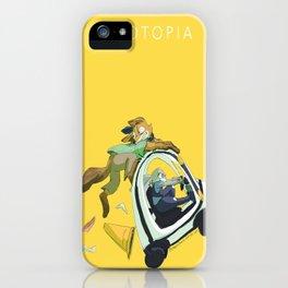 zootopia iPhone Case