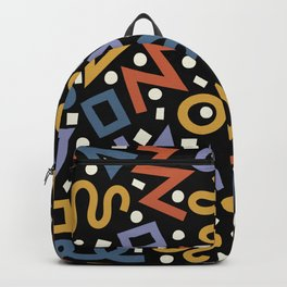 Colorful Party! Backpack