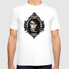 Sweet Transvestite with Frame :: Rocky HorrorPicture Show Fan Art Mens Fitted Tee White SMALL