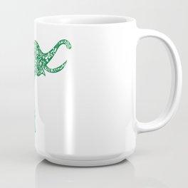 Elephant of the Elements Coffee Mug