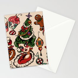 Holidaze Stationery Cards
