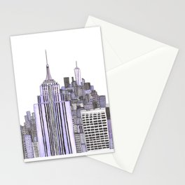 Doodle NYC Stationery Cards