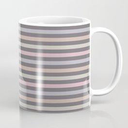 Rayures stripes colors Coffee Mug