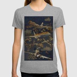 Trump's Safe American Skies T-shirt