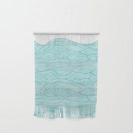 Waves Wall Hanging