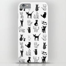 Cats iPhone 6 Plus Slim Case