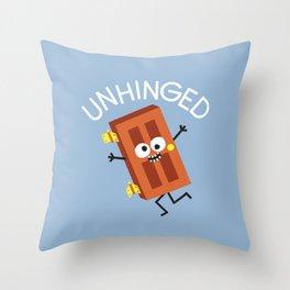 Don't Knock It Throw Pillow