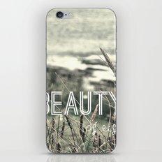 Beauty of Life iPhone & iPod Skin