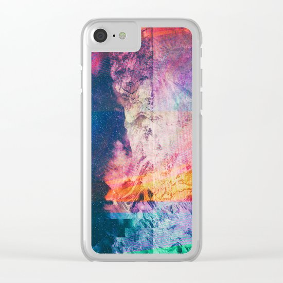 Archipelago Clear iPhone Case