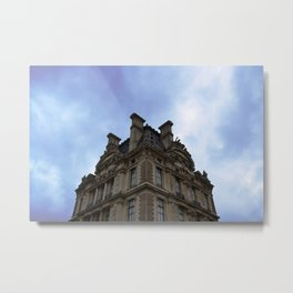 Beaux-art Metal Print