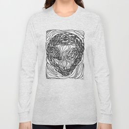 Shiver by Riendo Long Sleeve T-shirt