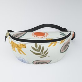 Made By Jens Pattern Fanny Pack