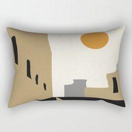 street-Abstract Rectangular Pillow