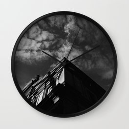 Oxford city Wall Clock