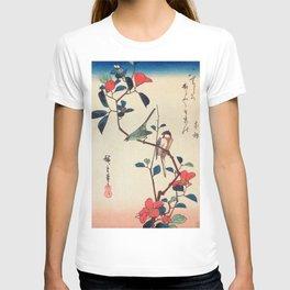 Camellia Branch T-shirt