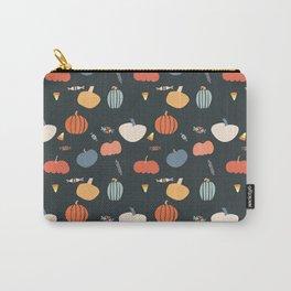 PumpkinPattern Carry-All Pouch