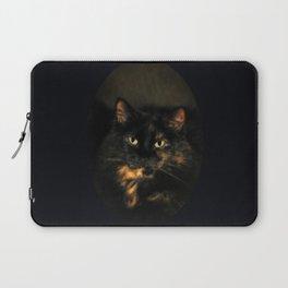 Tortoiseshell Cat Laptop Sleeve