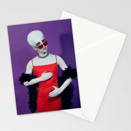 Aliens of New York: Mikey Stationery Cards
