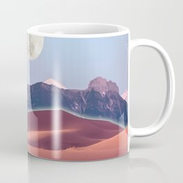 The cosmic nomad Coffee Mug