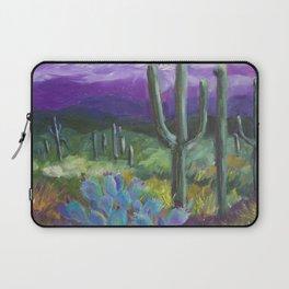 Dusk in the Desert Laptop Sleeve