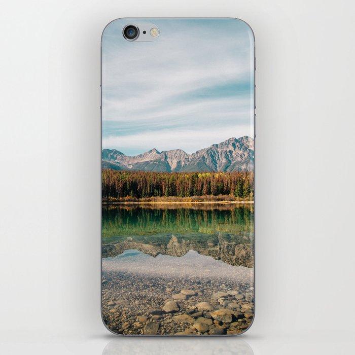 Alberta Reflections iPhone Skin