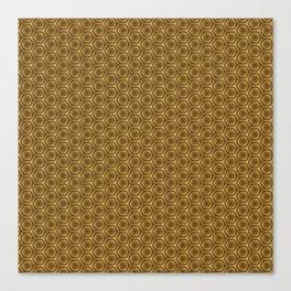 Honey Comb Canvas Print