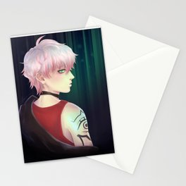 Mystic Messenger Unknown Stationery Cards
