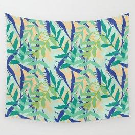 Rotorua Foliage Wall Tapestry