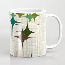 Starbursts and Globes 1 Coffee Mug