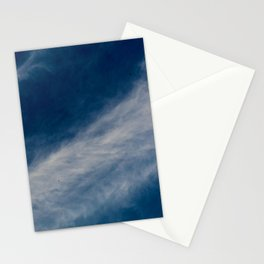 Swallows are monogamous - which is yet another plus as they illuminate her canvas Stationery Cards
