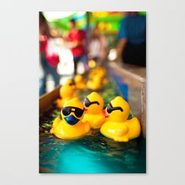 Float on! Canvas Print