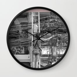 So what's wrong with your job? Wall Clock