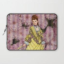 Lilac Laptop Sleeve