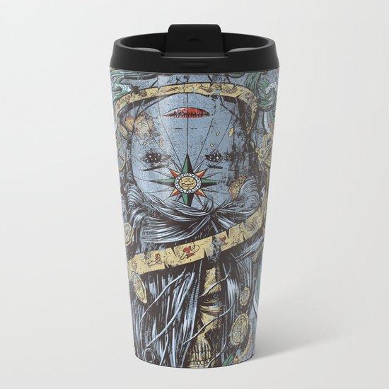 The Sailor & the Syren Metal Travel Mug