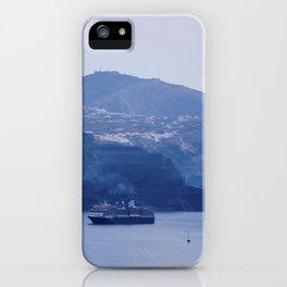 Santorini, Greece 8 iPhone Case