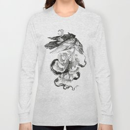 Soul of a Raven Long Sleeve T-shirt