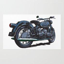 BMW R50 MOTORCYCLE Rug