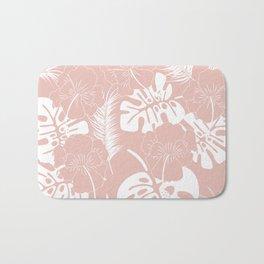 Tropical pattern 020 Bath Mat