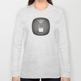 Gone with the milk Long Sleeve T-shirt