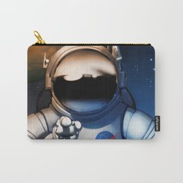 NASA Wants You Vintage Poster from 70s Moon Astronaut Artwork For Prints Posters Tshirts Bags Men Wo Carry-All Pouch