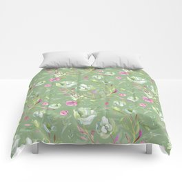 Entwined Comforters