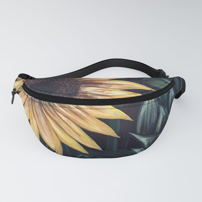 Sunflower Life Fanny Pack