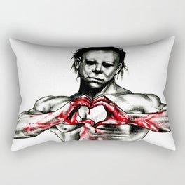 Happy Halloween from your killer Rectangular Pillow