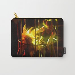 Sexy Cage Dancer Carry-All Pouch