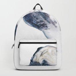 Pug Forest Backpack