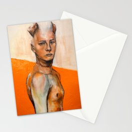 Injured by Apathy - Roap Stationery Cards
