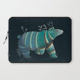 Bear Alebrije Laptop Sleeve