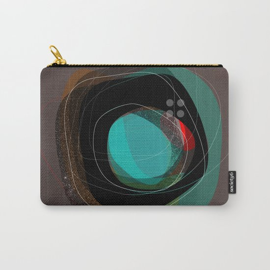 the abstract dream 8 Carry-All Pouch