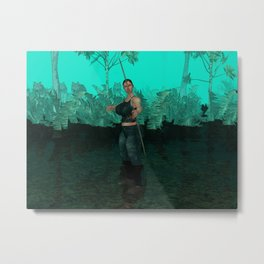 Survivor is comming out Metal Print